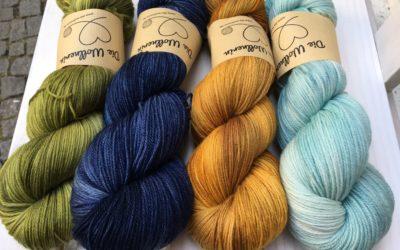 Neue Färbungen von dieser Woche und mehr…
